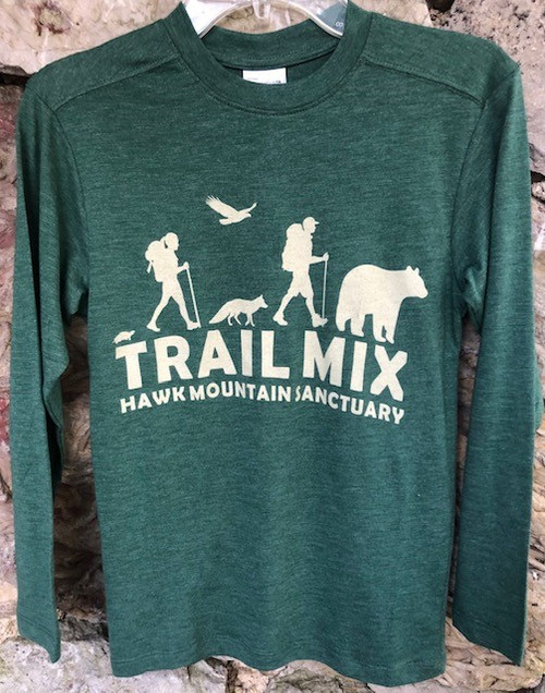 Trail Mix Youth Long-sleeve Tee