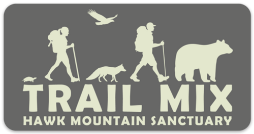 Trail Mix Decal