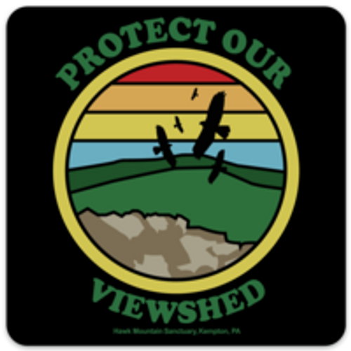 Protect Our Viewshed Decal