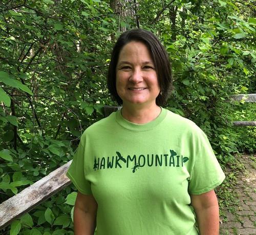 Hawk Mountain Nature Design Short sleeve