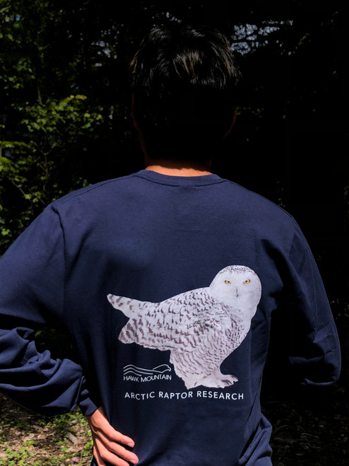 Snowy Owl Tee - Longsleeve