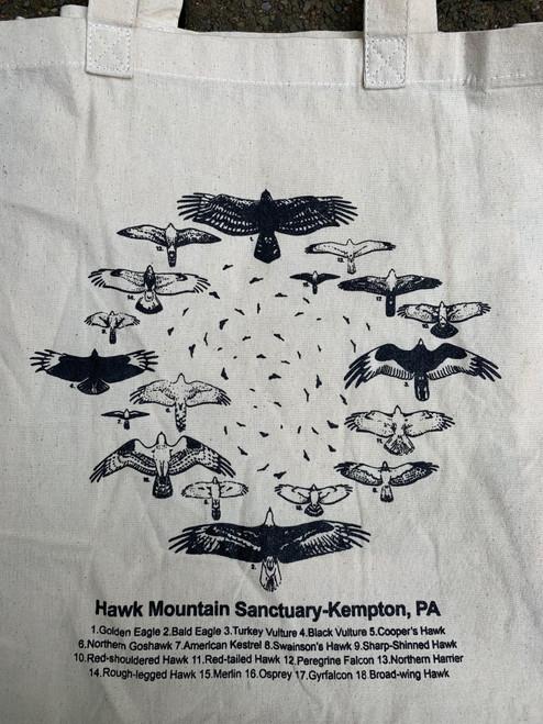 Hawk Mountain Sanctuary Tote Bag