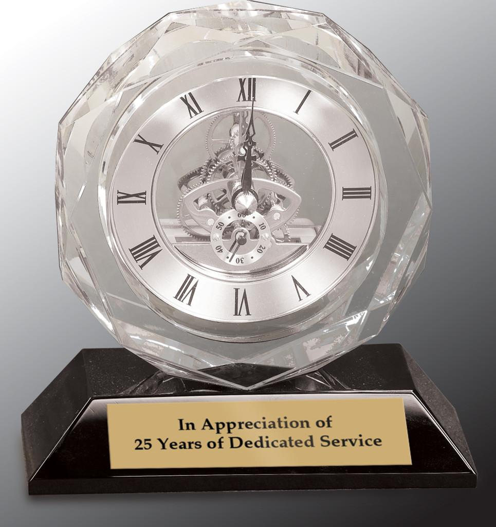 Crystal Clock Award