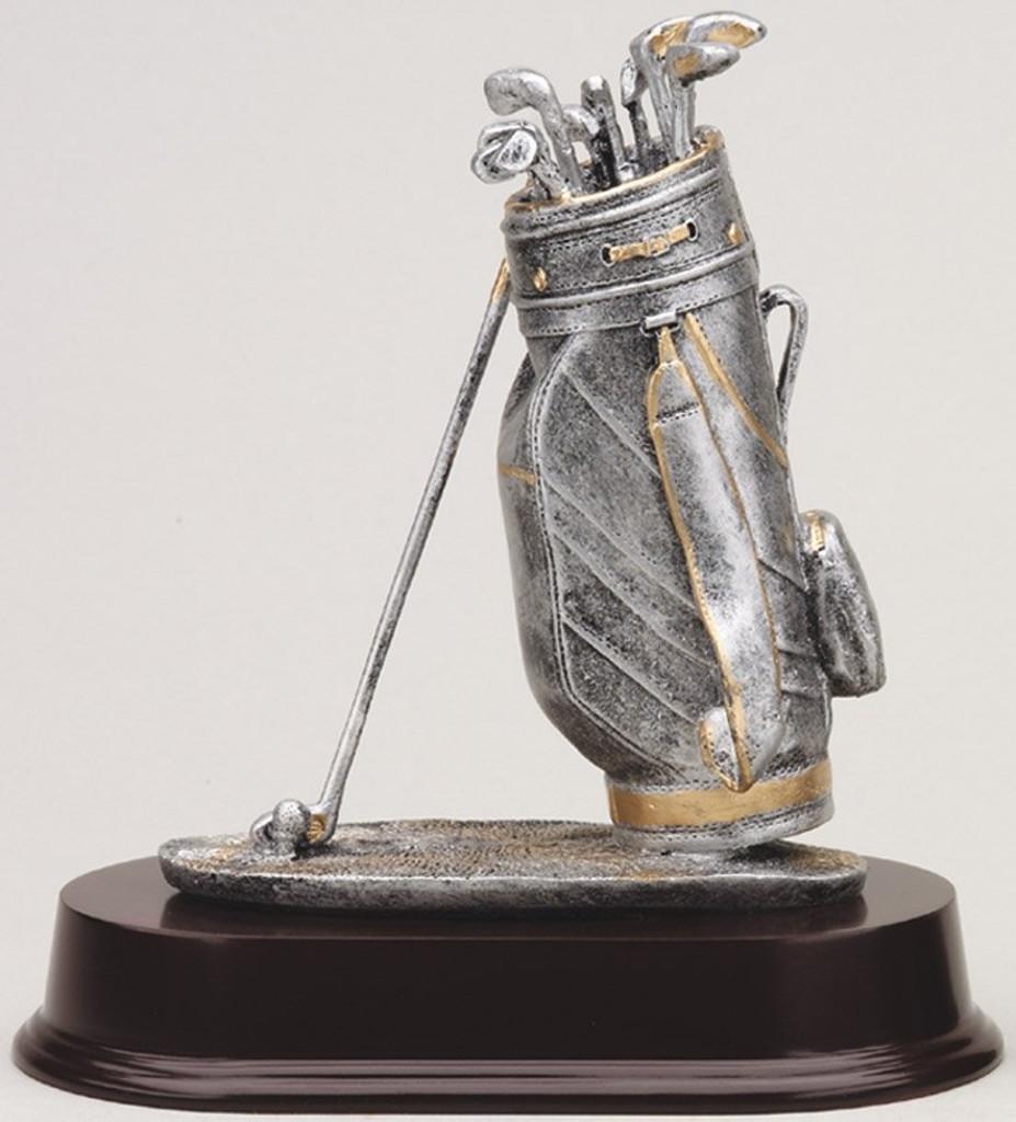 Resin Golf Bag