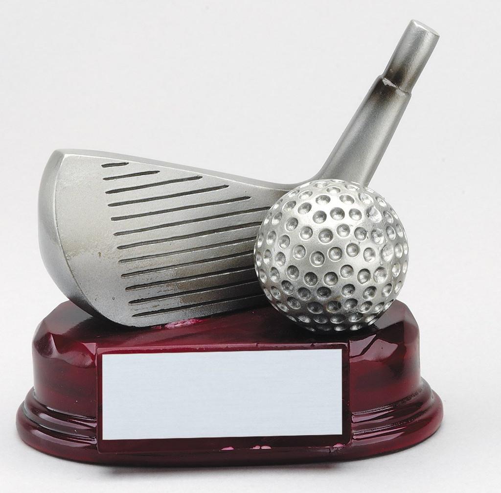 Resin Golf Wedge