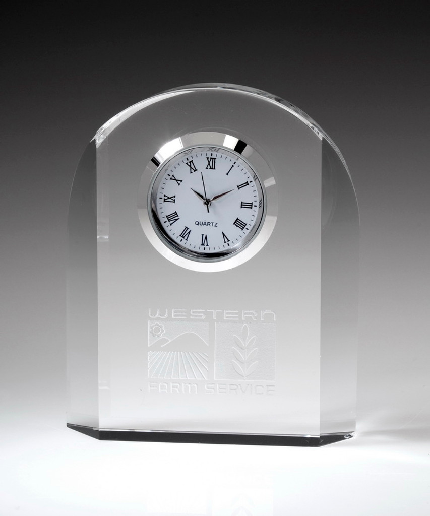 Royal Desktop Clock