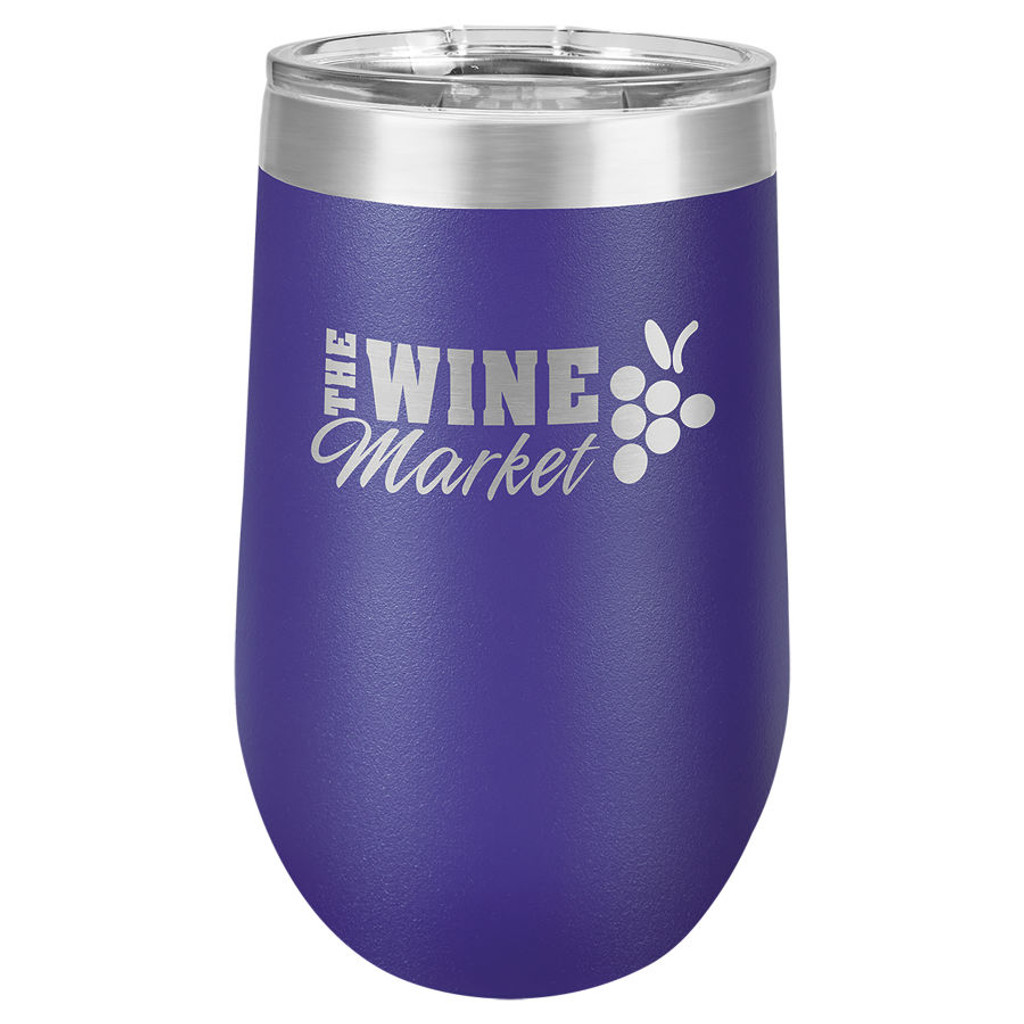 16 oz. Wine Tumbler