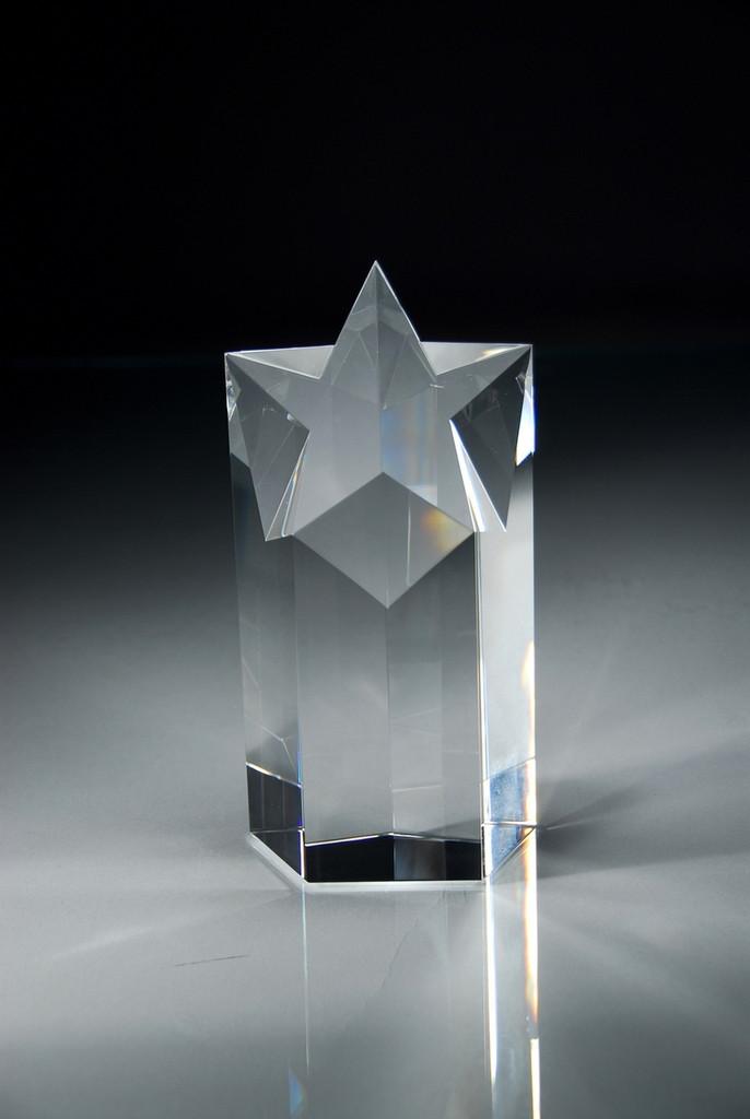Rising Crystal Star