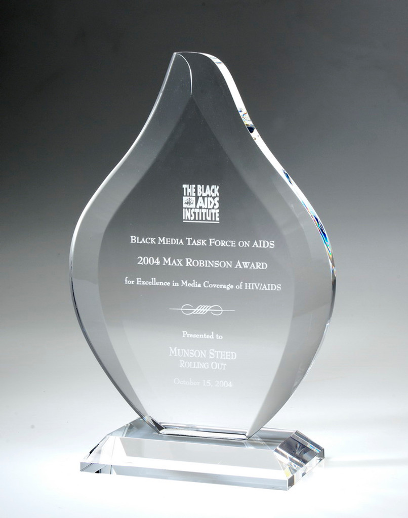 Crystal Flame Award