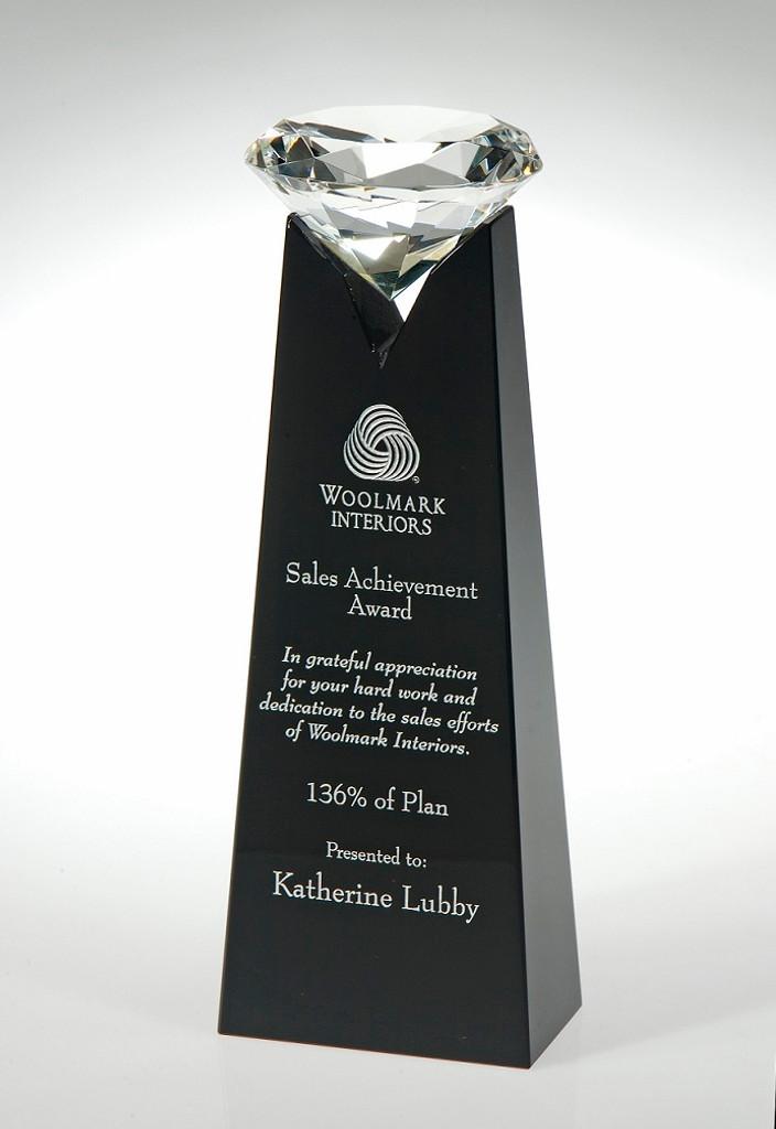 Crystal Rising Diamond