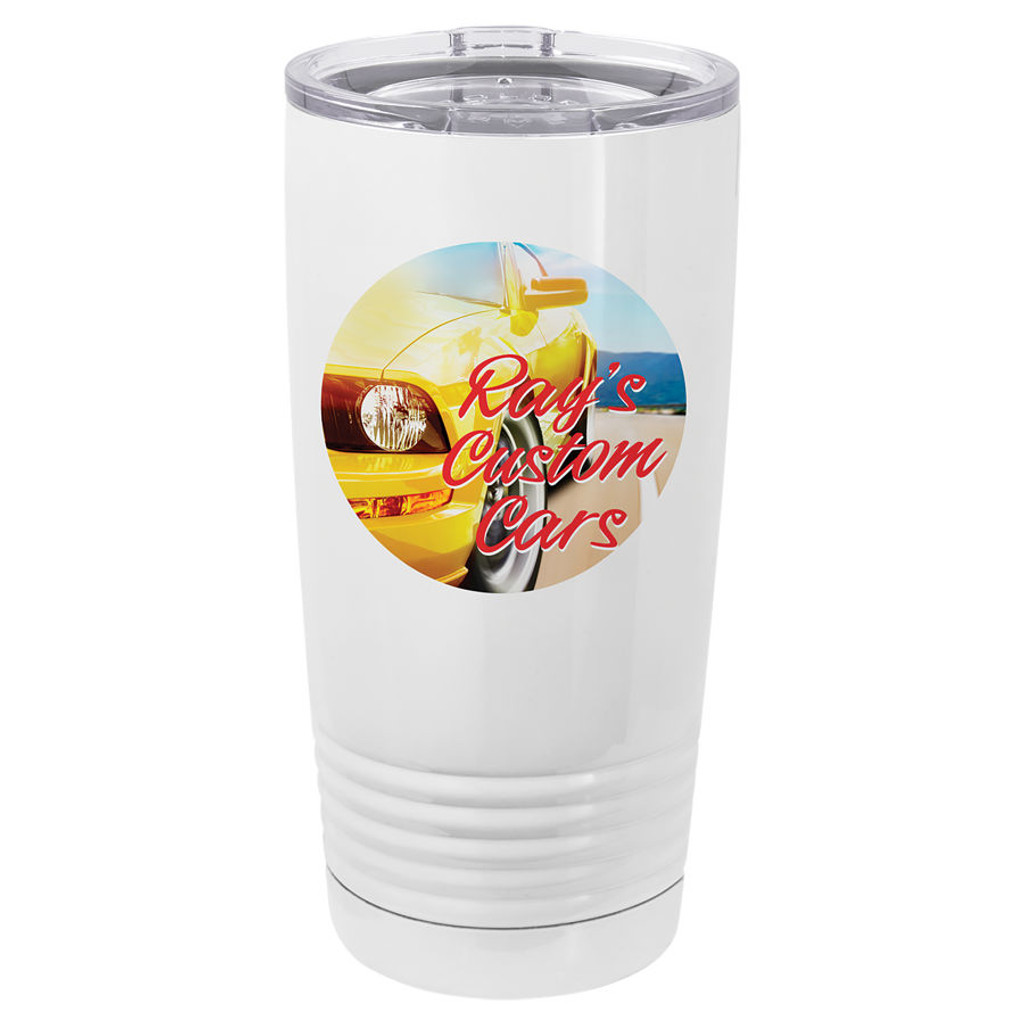 20 Oz. Sublimated Tumbler