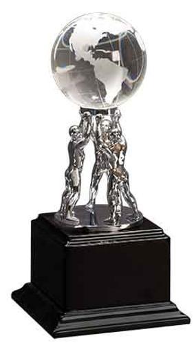Teamwork Globe Award