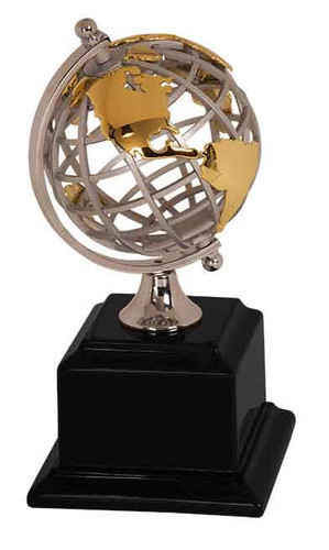 Globe Metal Award