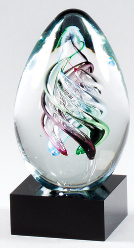 Art Glass Egg
