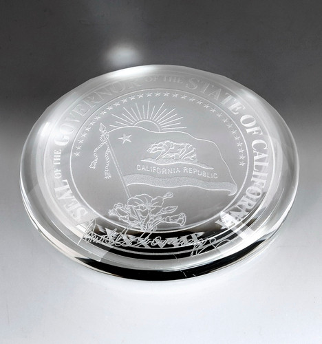 Magnify Paperweight