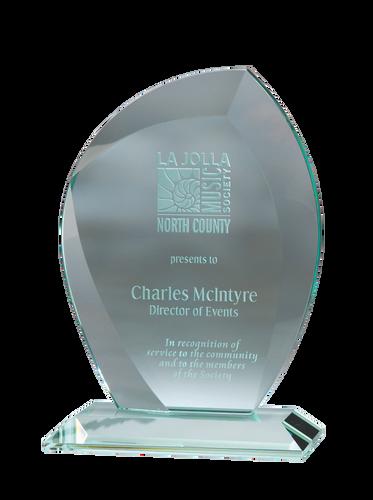 Excellence Jade Glass Award