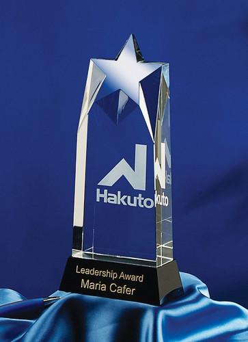 Crystal Allure Star Award