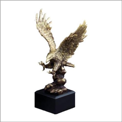 Eagle Landing on Base