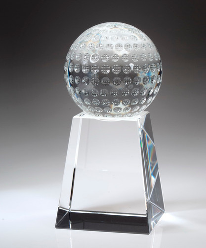 Golf Ball With Tall Base
