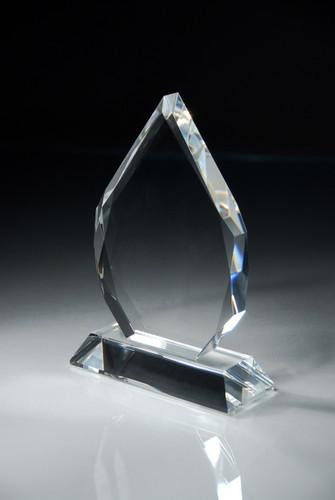 Crystal Diamond Teardrop