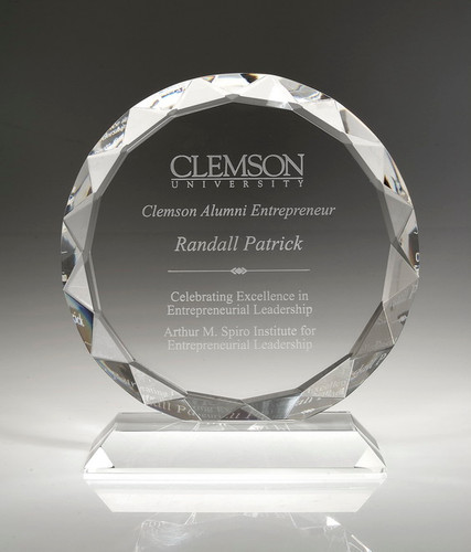 Crystal Sunflower Award