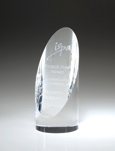 Crystal Cylinder Award