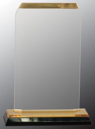 Clipped Corner Impress Acrylic