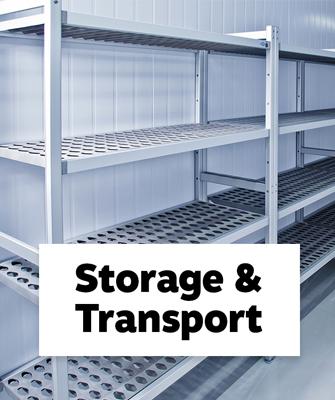 Storage & Transport width=