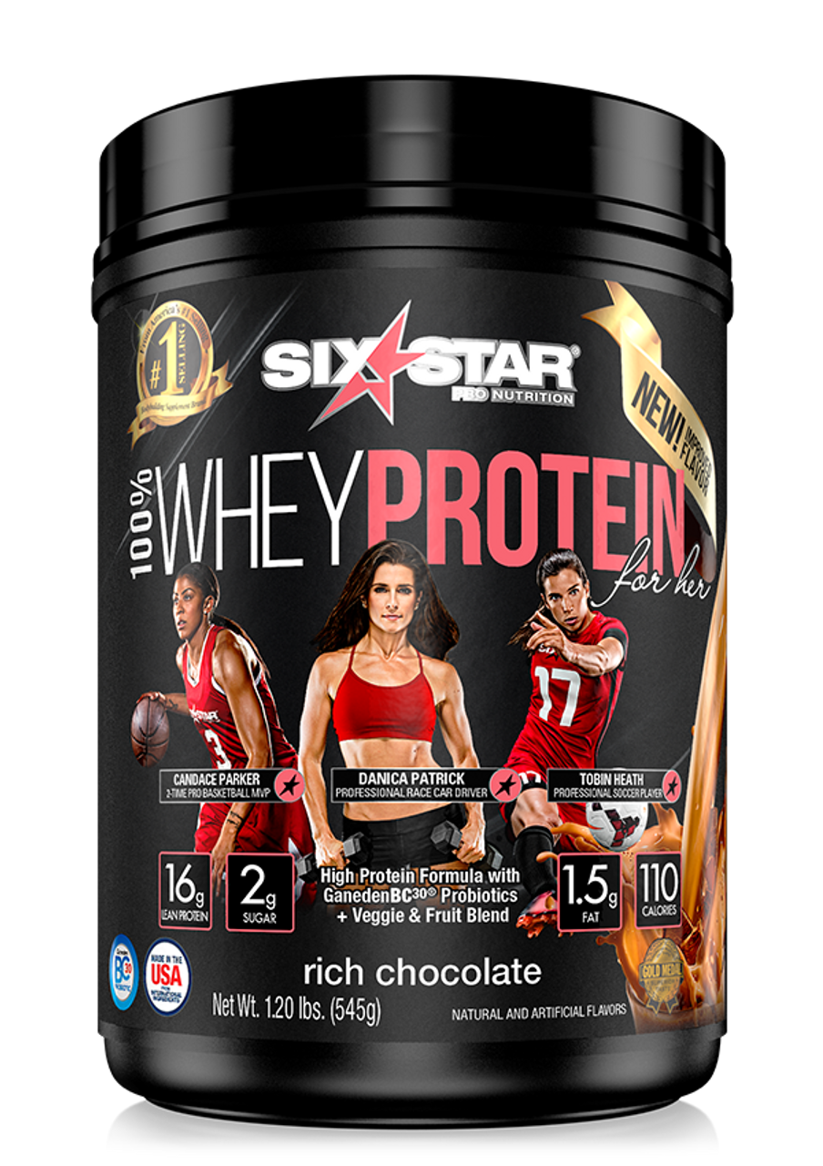 100 Whey Protein For Her