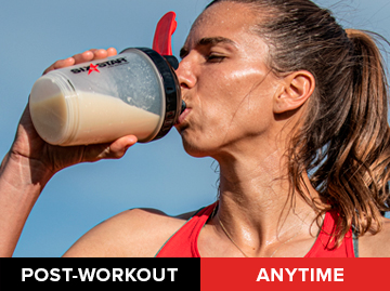 When to Take: Post-workout or anytime