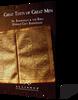 Great Texts Of Great Men (CD Set)