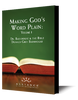 Making God's Word Plain, Volume 1 (CD Set)