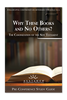 Why These Books and No Others? PCRT 2016 Pre-Conference (CD Set)