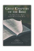 Great Chapters of the Bible (mp3 downloads)