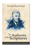 The Authority of the Scriptures (PDF Download)