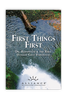 First Things First (mp3 Download Set)