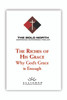 The Riches of His Grace: Why God's Grace is Enough (BNCRT19)(mp3 Disc)