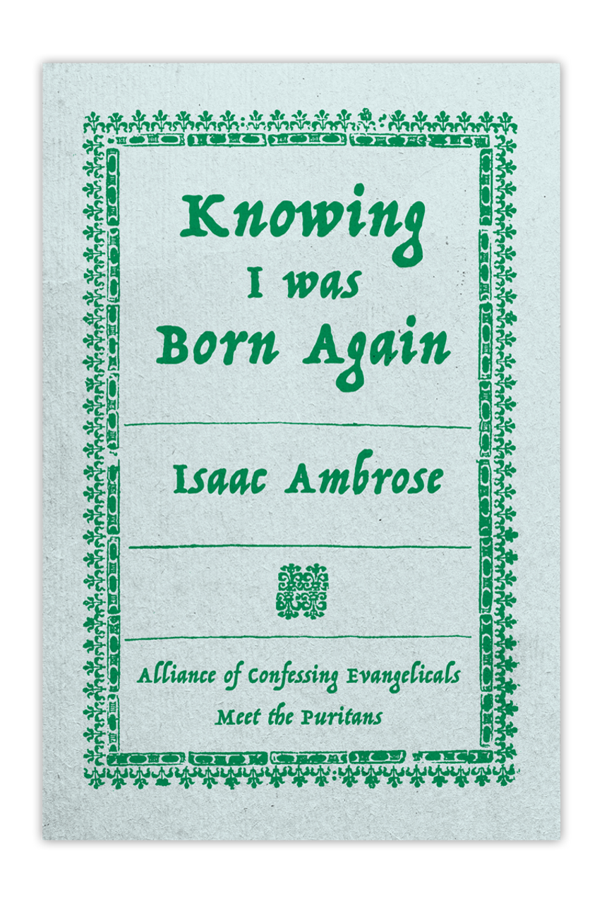 Knowing I Was Born Again (Booklet)