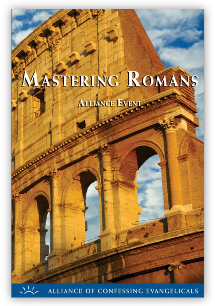 Mastering Romans (DVD Set with Study Guide)