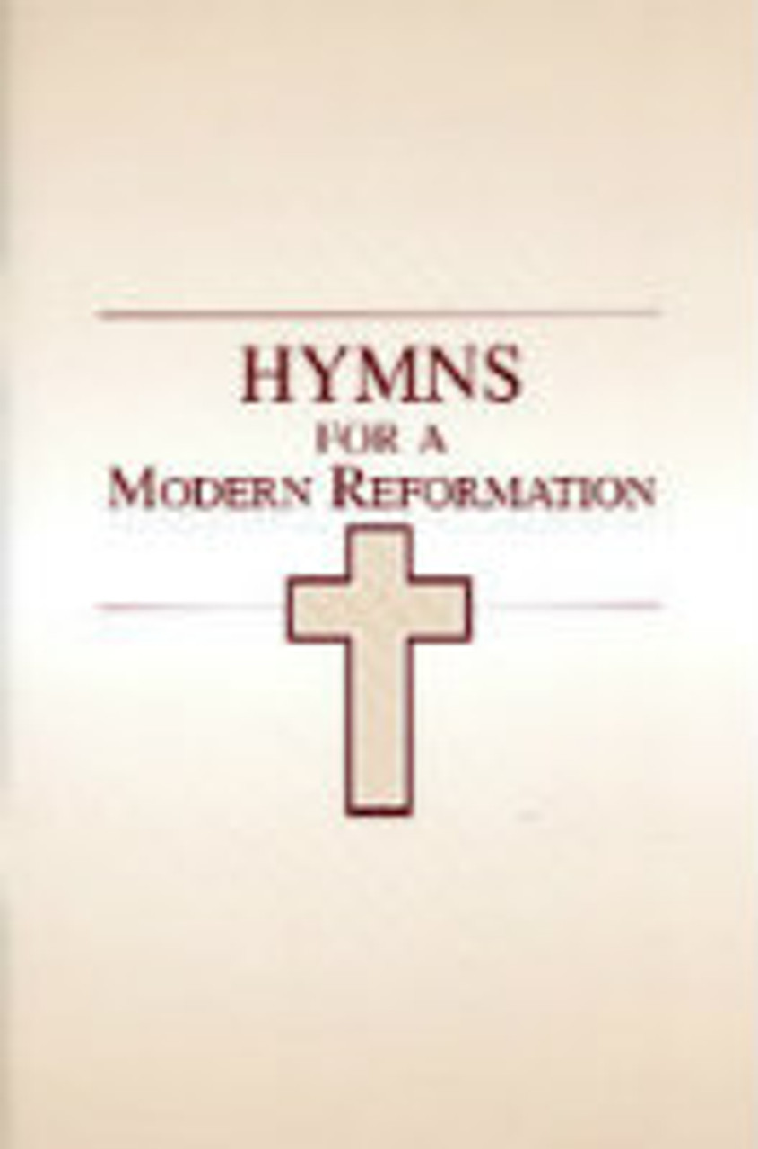 Hymns for a Modern Reformation (Booklet)