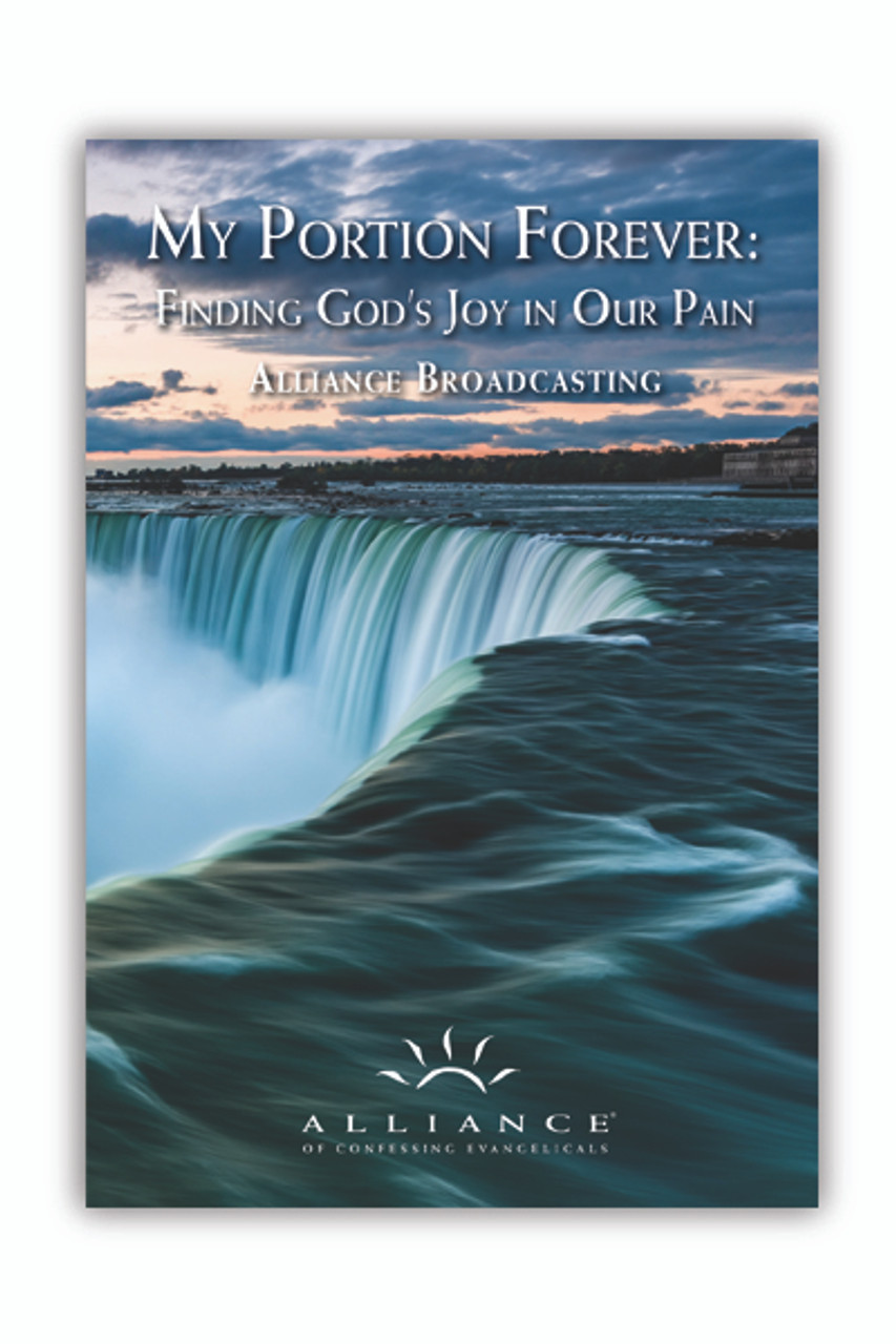 My Portion Forever: Finding God's Joy in Our Pain (mp3 Disc)