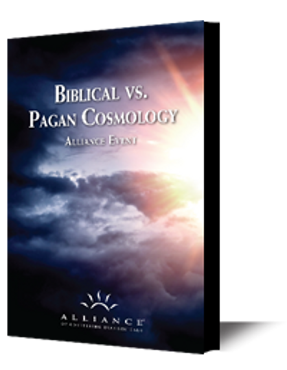 Biblical vs. Pagan Cosmology (CD Set)