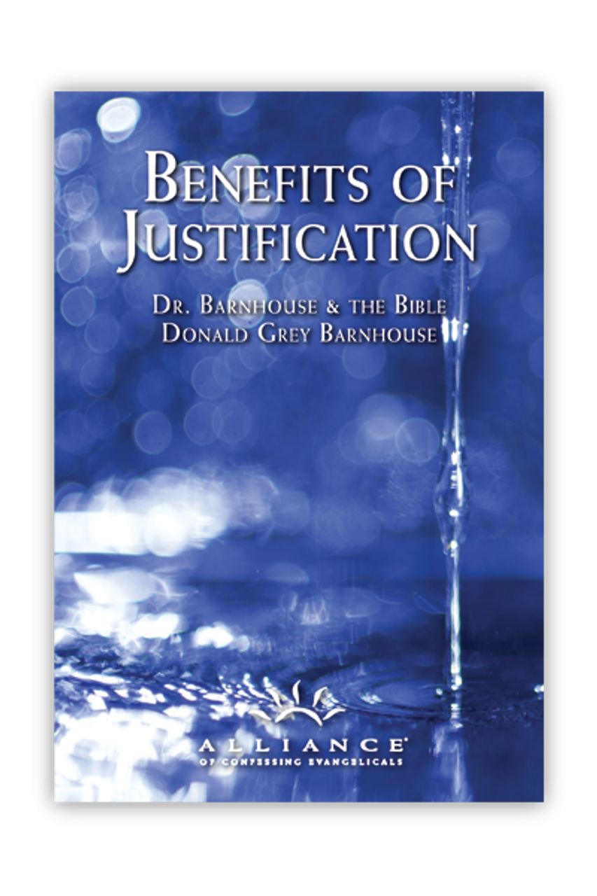 Benefits of Justification (CD Set)