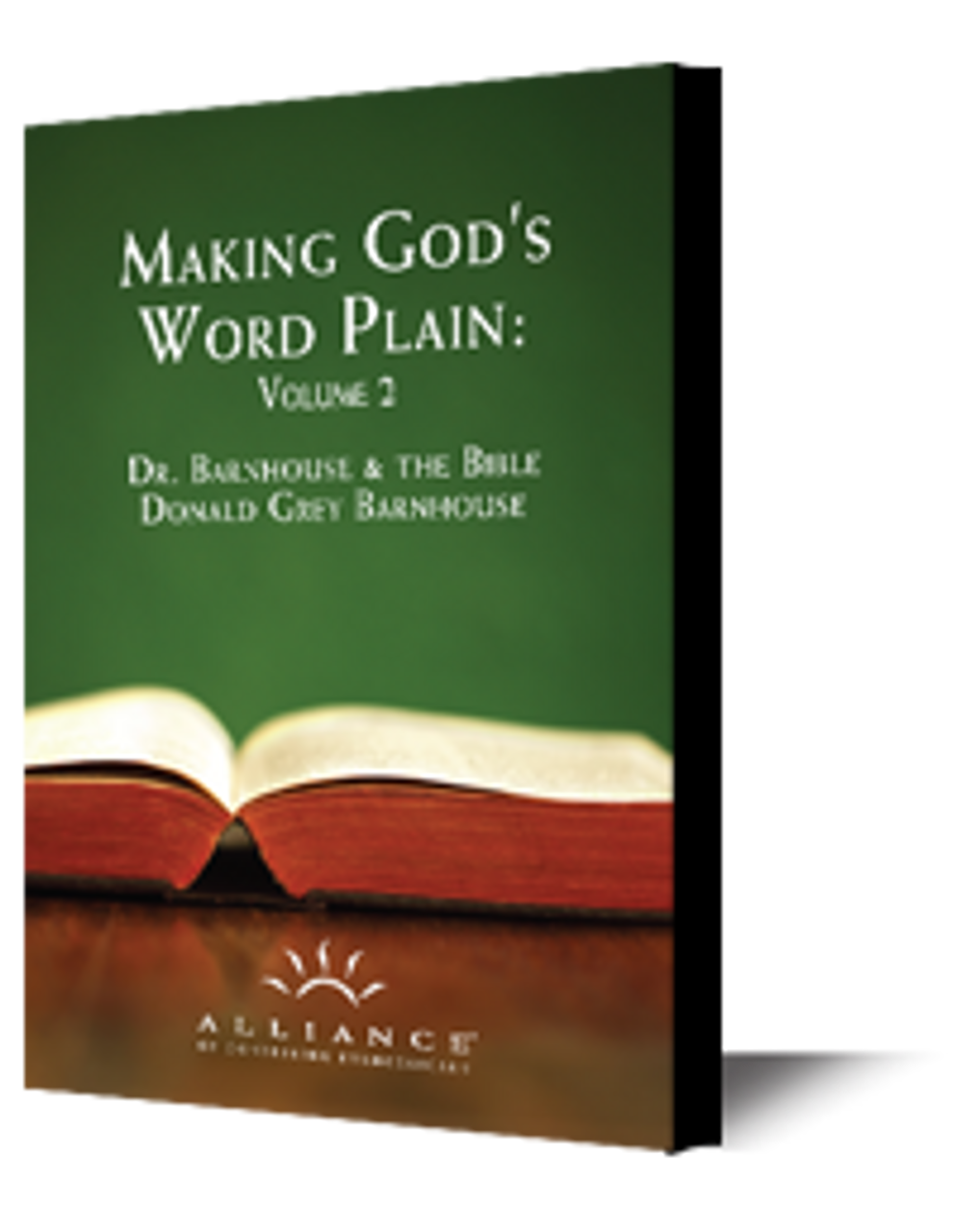Making God's Word Plain, Volume 2 (CD Set)