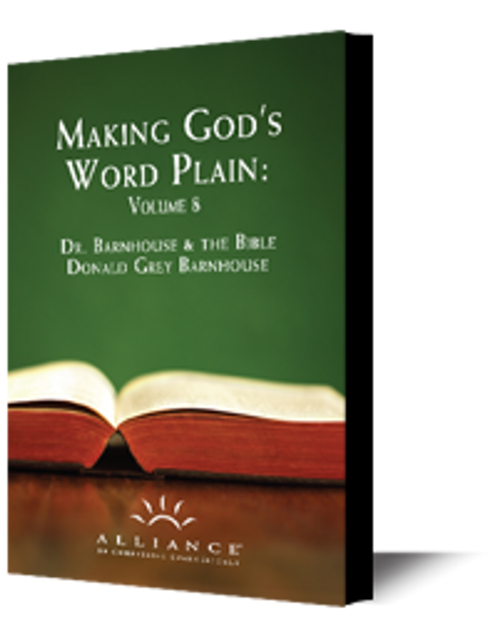 Making God's Word Plain, Volume 8 (CD Set)