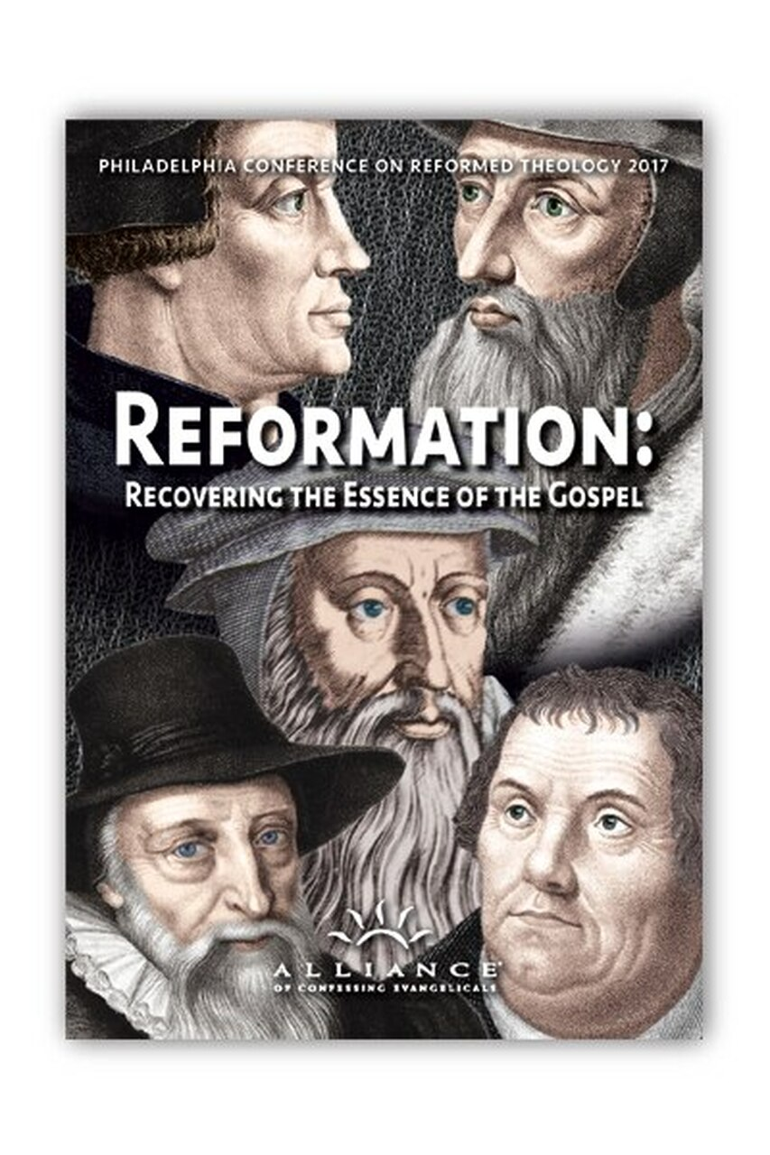Reformation: Recovering the Essence of the Gospel PCRT 2017 Workshops (mp3 Disc)
