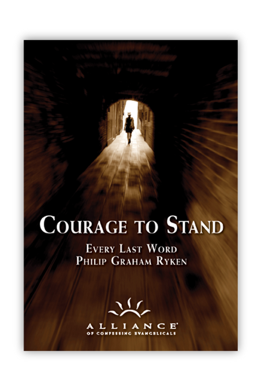 Courage to Stand (mp3 Disc)