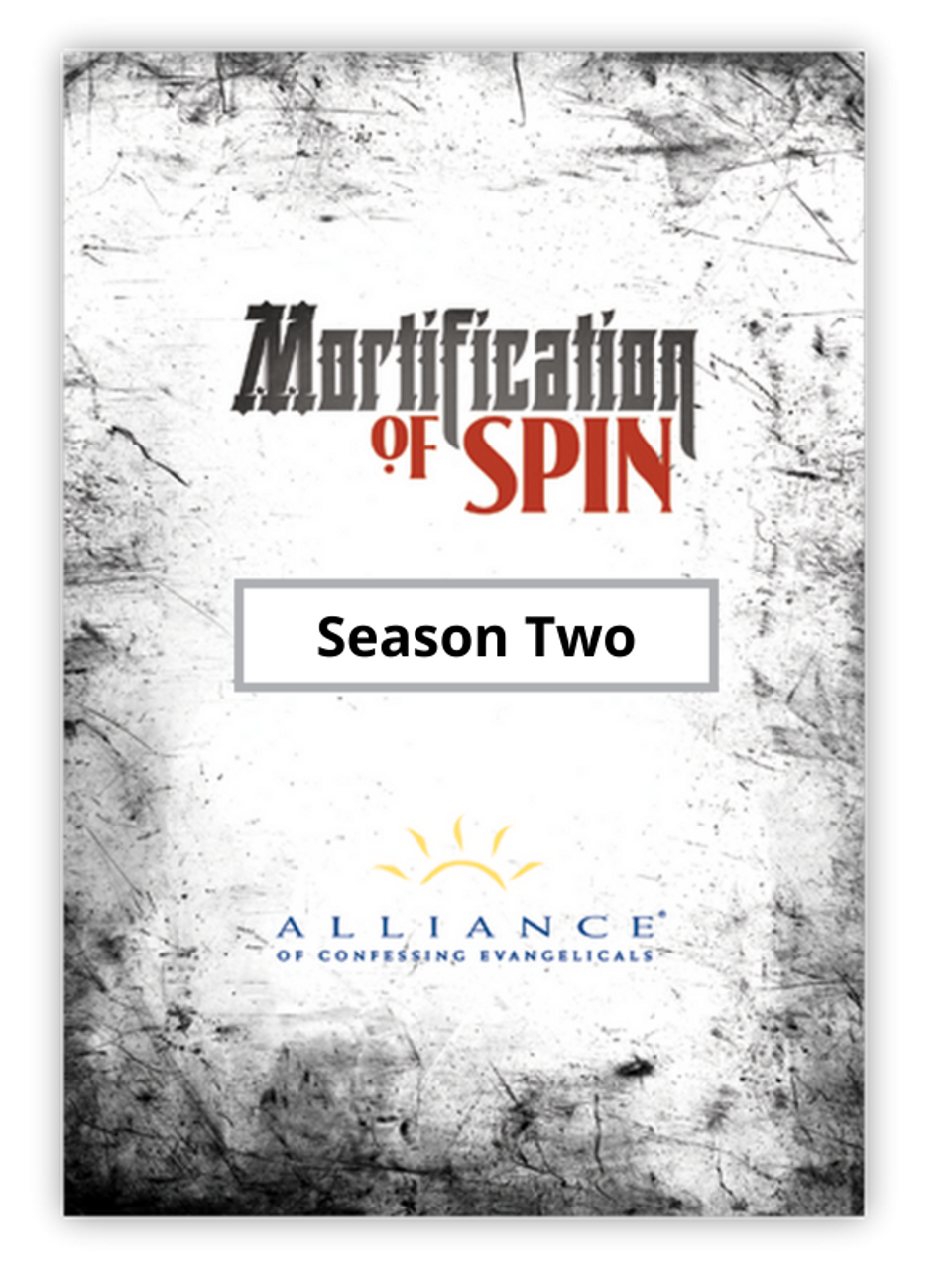 Mortification of Spin 2nd Season (mp3 Disc)