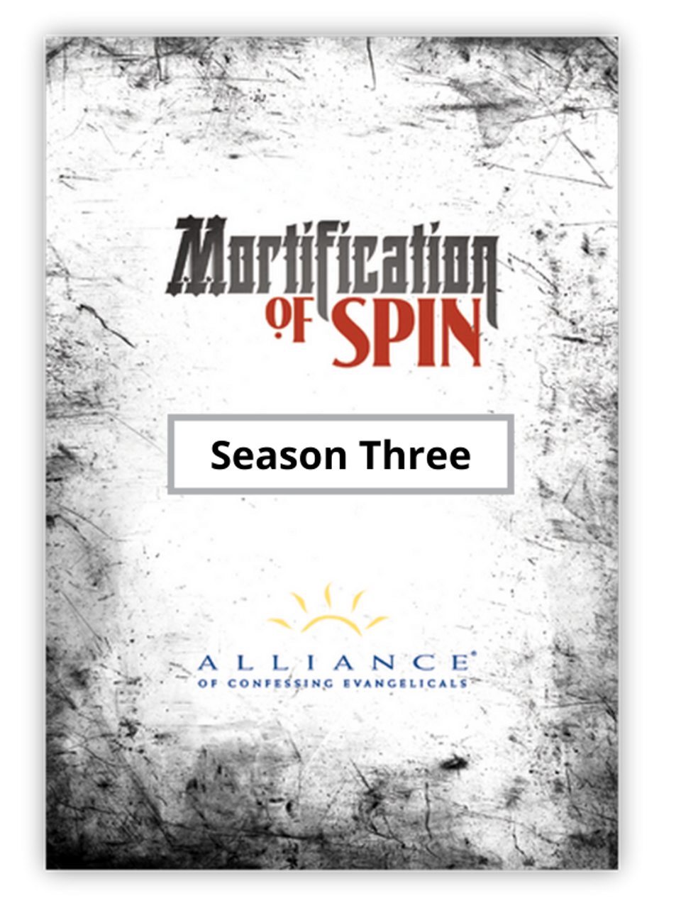 Mortification of Spin 3rd Season (mp3 Disc)