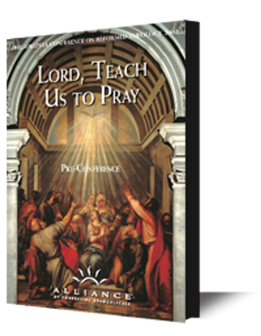 Lord, Teach Us to Pray PCRT 2002 Pre-Conference (mp3 Disc)
